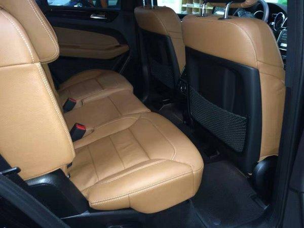 17款美规奔驰GLS450现车100万 精准座驾-图8