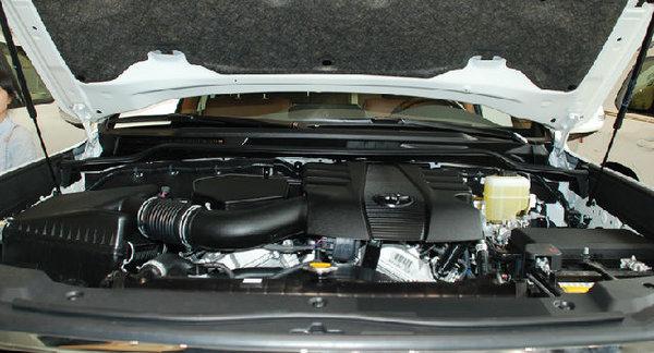 丰田霸道4000天窗版报价 夏季兜风神器-图7