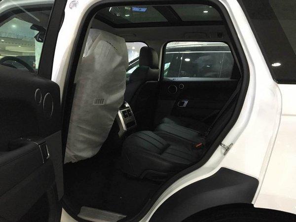 17款路虎运动版价格 路虎骨子里的SUV-图6