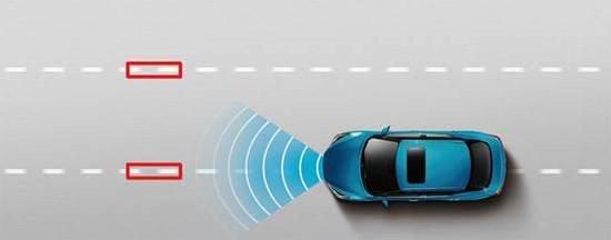 这些30万车型的科技装备,这台紧凑级轿车上都有-图4