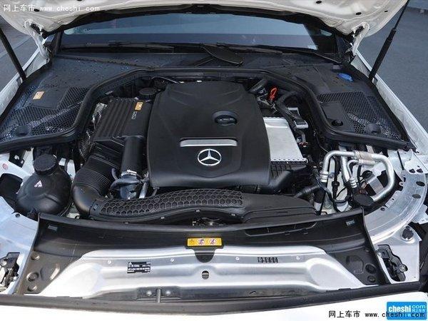 奔驰C级优惠高达2.68万 现车充足-图2