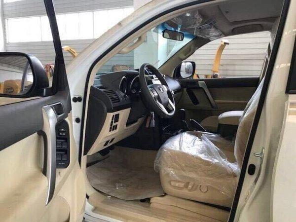17款丰田霸道2700TXL 限量黎巴嫩版44万-图4