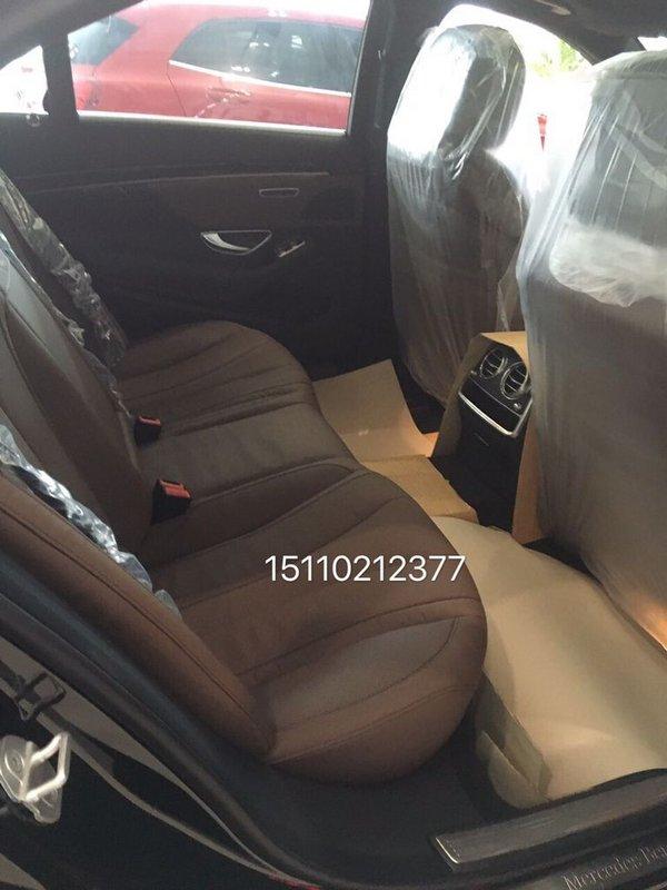 2016款奔驰S320价格 降价赚人气报价最优高清图片