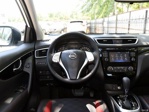 逍客,年轻人喜欢的城市SUV-图4