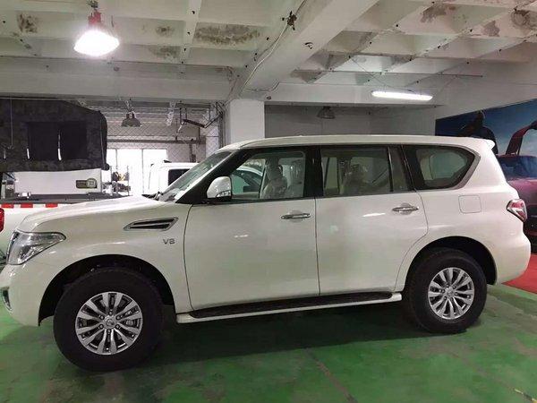 天津日产尼桑途乐Y62价格 7月配置批发价-图6