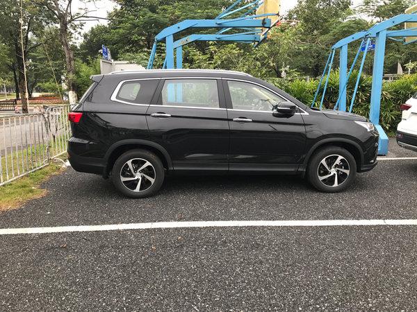 2017广州车展探馆:北汽幻速S7/S7运动版-图5