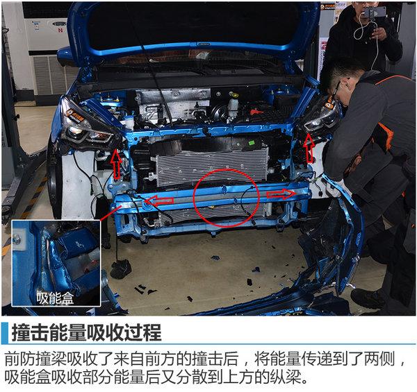 新车被撞后惨遭虐待 奇瑞瑞虎7暴力拆解-图6