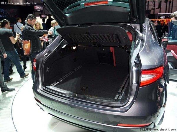玛莎拉蒂Levante预定  玛莎SUV品质保证-图11