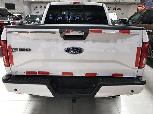 福特f150xlt版报价改装升级猛禽外观内饰