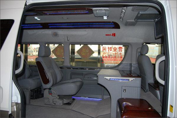 16款进口丰田海狮行情 更多座椅更多选择-图10
