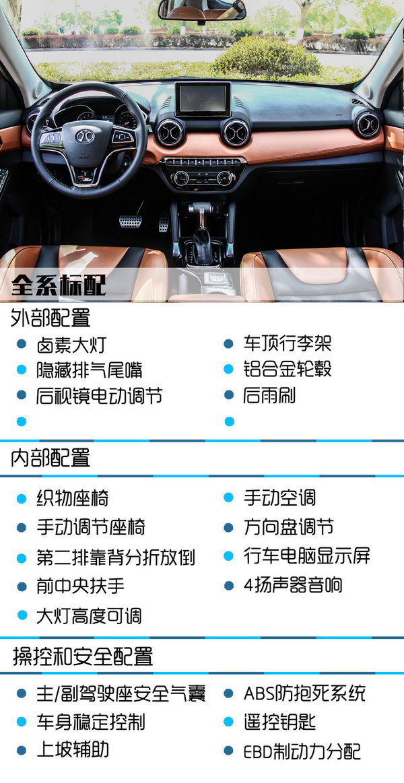 荐1.5L自动尊贵版 北汽绅宝X35购买推荐-图3