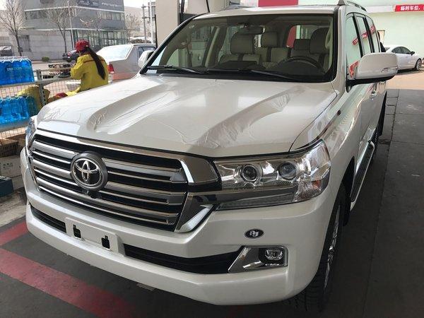 17款丰田酷路泽4000 最低57万可随时提车-图2