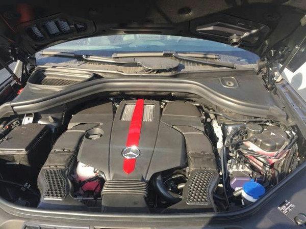 17款奔驰GLE43高配价格 奔驰车展低价甩-图5