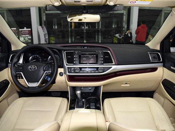 新款丰田汉兰达最低价格品质越野销全国-图5