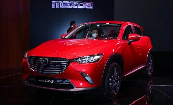 进口马自达CX-3 年底以进口引入中国销售-图1