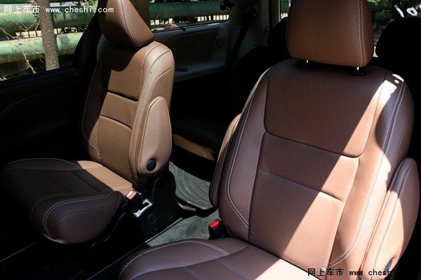 原装进口塞纳商务车3.5四驱 两驱新价格高清图片