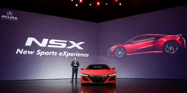 Acura品牌再度升华 全新一代NSX巅峰上市-图6
