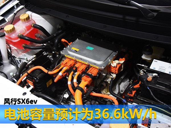 东风风行将推首款纯电动SUV 定名为SX6ev-图3