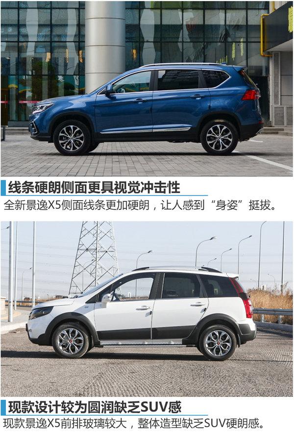 风行全新景逸X5-今日上市 预售9-12万元-图1