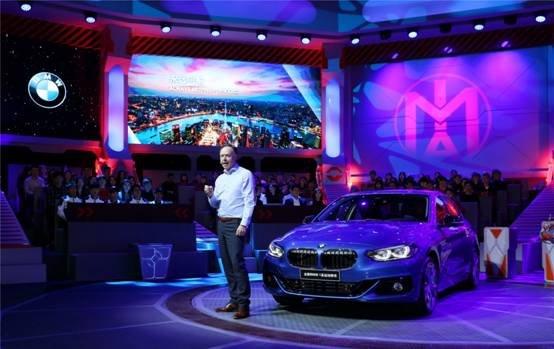 全新BMW 1系运动轿车为年轻人而来-图3