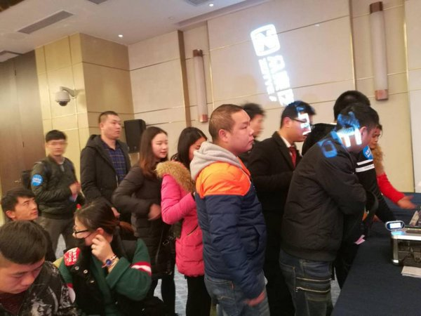 众泰抢购会在武汉绿地铂瑞酒店圆满结束-图2