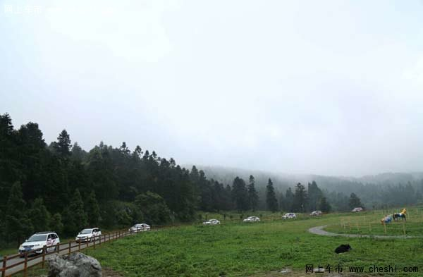 重庆市区至武隆仙女山景区