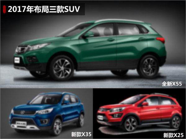 北汽绅宝今年推4款新车 SUV/家轿双布局-图3