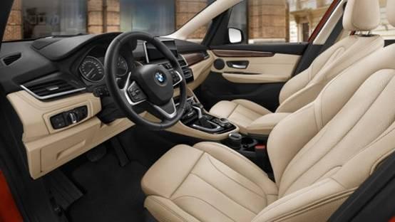 轻松开启旅行模式--创新BMW 2系旅行车-图3