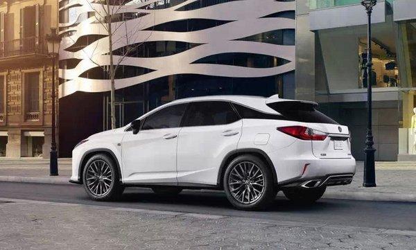 雷克萨斯RX现车销售 售41.8万起-图3