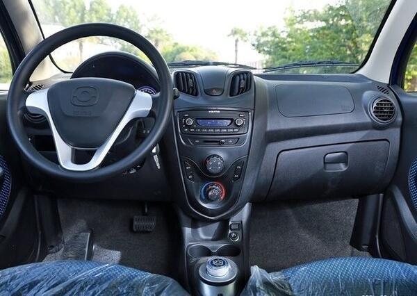 海马爱尚EV160上市 惊天补贴价4.98万元-图1
