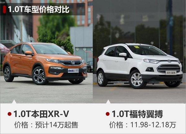 东本XR-V将换搭小排量引擎 售价将下降-图5