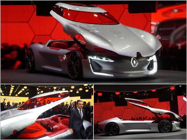 探秘雷诺未来设计 全新概念车正式发布-图14