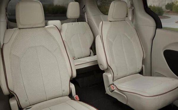 克莱斯勒Pacifica全新MPV 售价或49.69万-图4