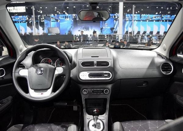 2016款MG3正式上市 售价6.37万-8.37万-图3