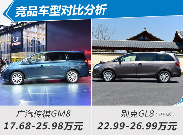 广汽传祺GM8全新MPV上市 售17.68-25.98万元-图14
