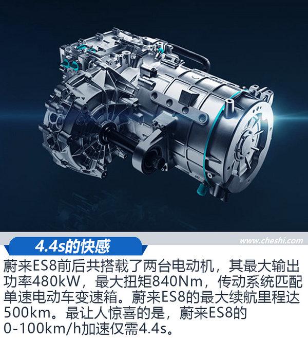 您的7座电动SUV已到账 实拍蔚来ES8-图8