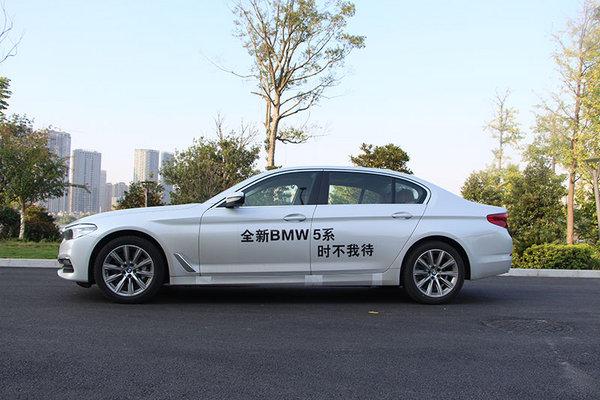 忠于驾驶,全新BMW 528Li试驾-图4