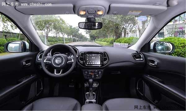 全新Jeep指南者宁夏上市 售15.98万元起-图6