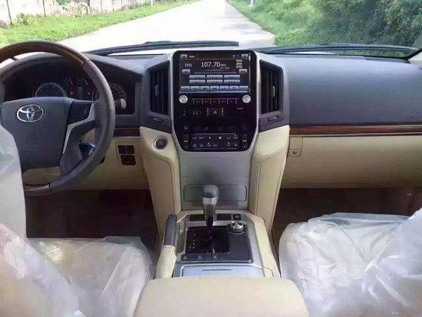 丰田酷路泽4600 高傲不屈17款陆巡V8破底-图4