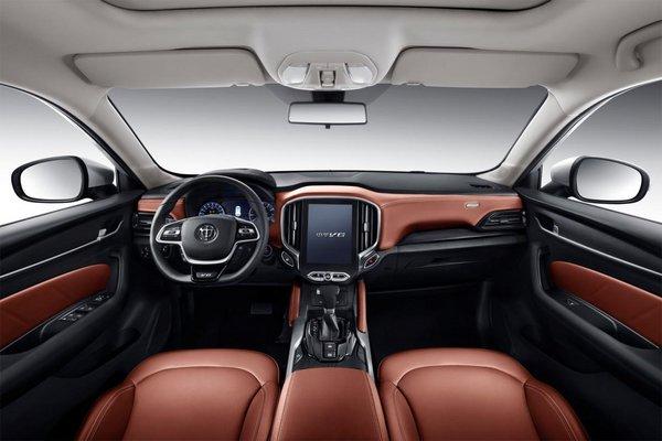 颠覆格局 宽体智联SUV中华V6全球首发-图7