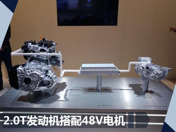 长城WEY VV7/VV5升级版SUV首发 油耗大幅降低-图1