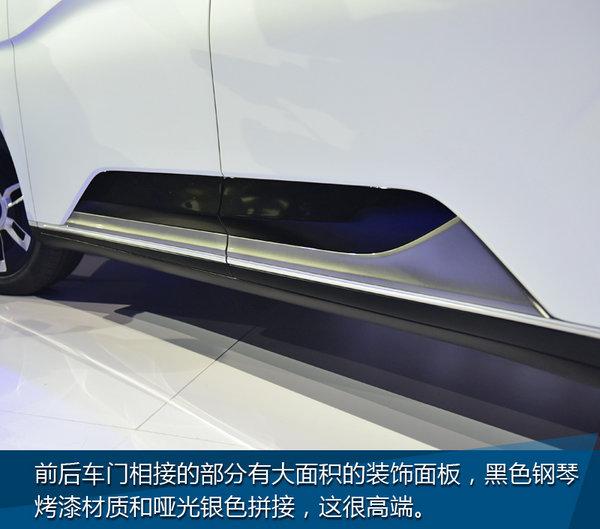 来自未来的MPV ICONIQ纯电动MPV实拍-图14