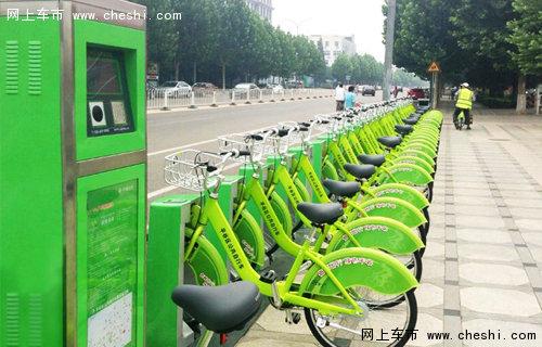 此次拟新增的100个公共自行车网点主要分布在江宁