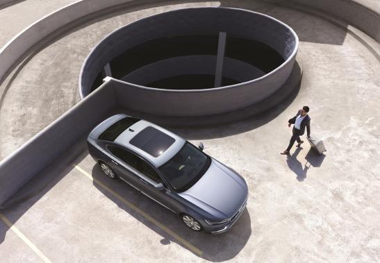 沃尔沃S90豪华轿车中国上市 售36.98万起-图4