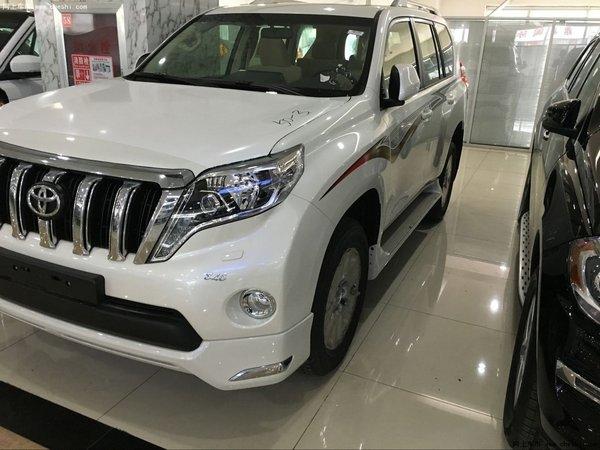 中东版丰田霸道2700普拉多天津现车特价
