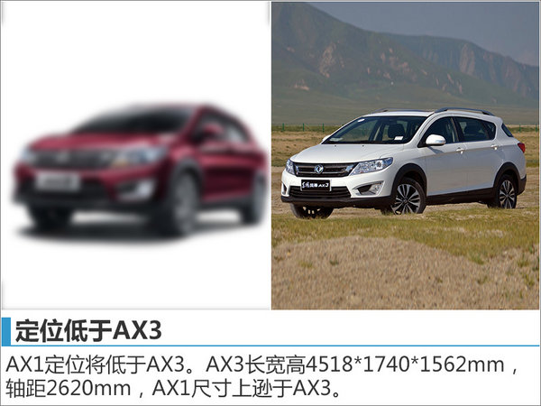 东风风神推小型SUV 搭1.0T增压发动机-图3