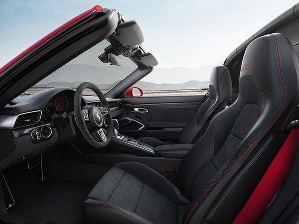 保时捷911售价169.8万起 竞争日产GTR-图4