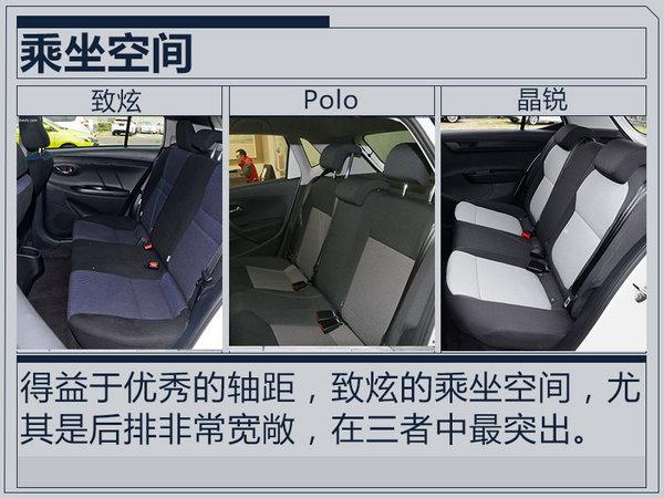 专治买车纠结症 致炫对比Polo/晶锐-图9