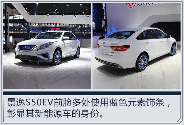 东风风行景逸S50EV正式上市 售价8888万起-图2