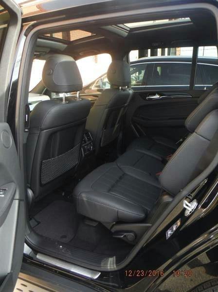 17款奔驰GLS450美规汽油版 惠降五一促销-图9